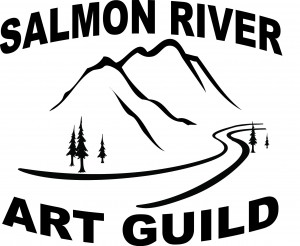 Salmon River Art Guild logo