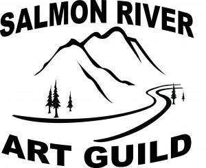 Salmon River Art Guild logo