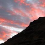 White Bird Idaho Sunset - Photo by Tony Carlson