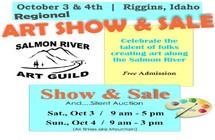 SRAG Art Show & Sale 2015