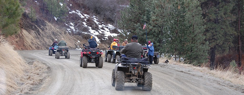 ATV/UTV Trails & Roads near White Bird Idaho