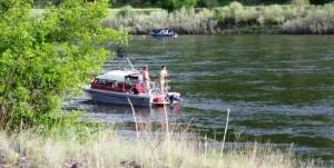 Lower Salmon Fishing near White Bird, ID