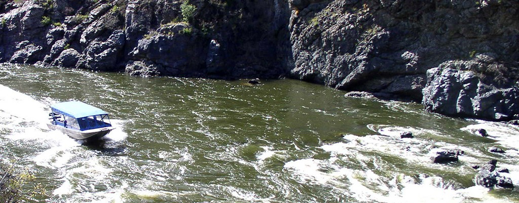 Jet Boat Tours on the Snake River in Hells Canyon