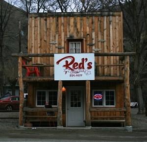Red's River Café