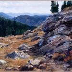 Gloria Teats Painting