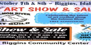 SRAG Fall Art Show & Sale