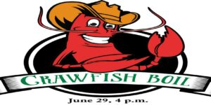 3rd Annual Crawdad Boil Slider